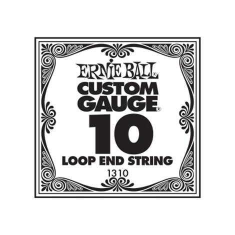 Ernie Ball 1310 .010 Loop End Banjo