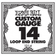 Ernie Ball 1314 .014 Loop End Banjo
