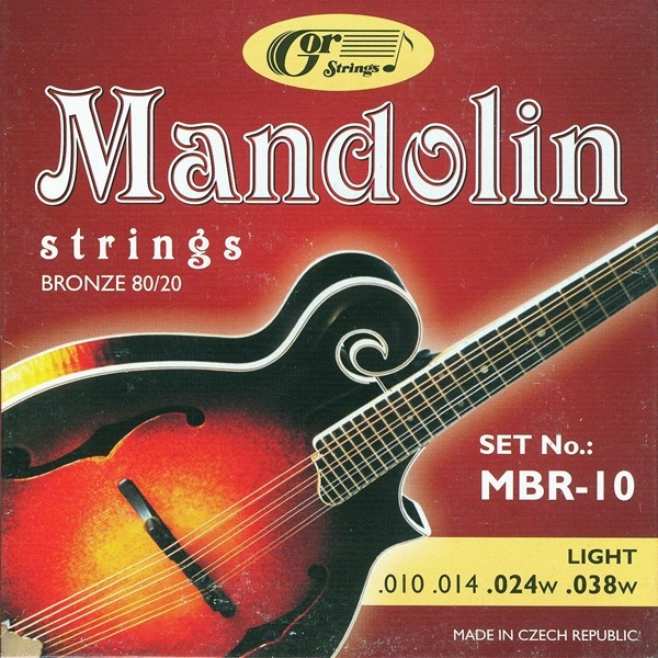 GOR Strings MBR-10 Mandolin