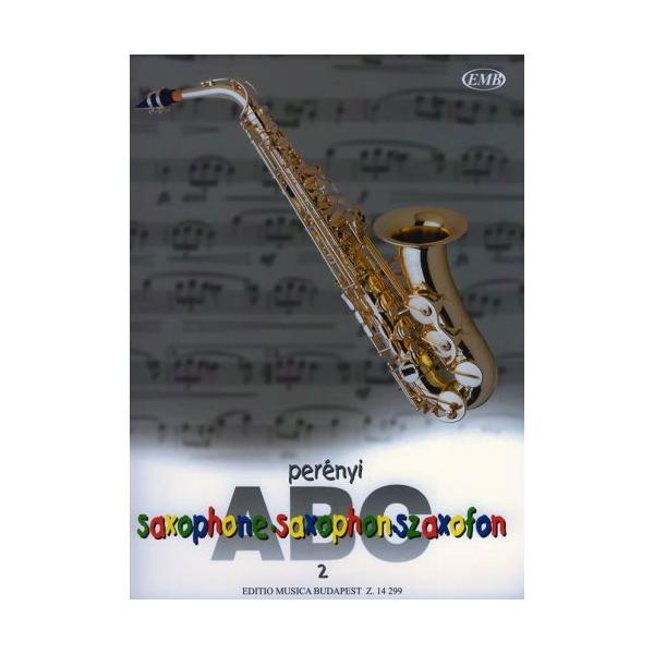 MS Saxophone ABC vol. 2