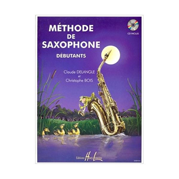 MS Méthode de saxophone pour débutants