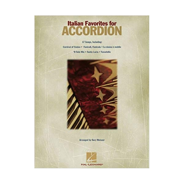 MS Italian Songs For Accordion