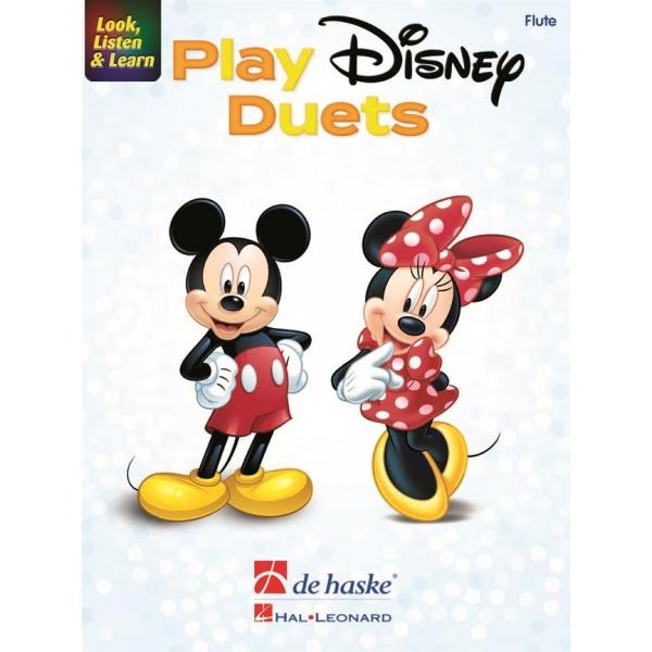 MS Look, Listen & Learn - Play Disney Duets