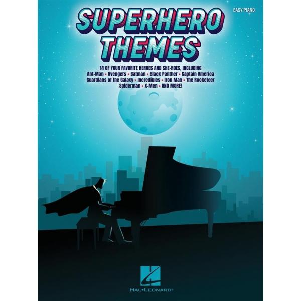 MS Superhero Themes