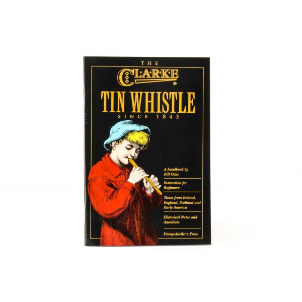 Gremlin Clarke Tin Whistle tutor GM2371