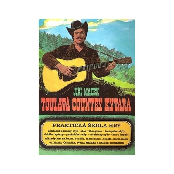 G+W Jiří Macek Toulavá Country kytara