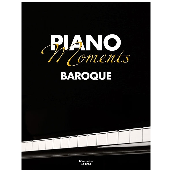 Editio Bärenr Piano Moments Baroc