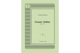 Köhler 15 etud Op.33 I. flauta
