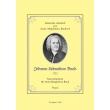 Bach J.S. Knižočka pre A.M.Bach, klavír