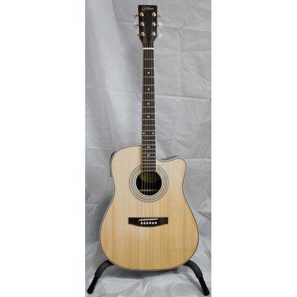 Face gitara DG-38C EQ