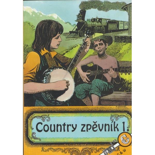 G+W Spevník 1. Country zpěvník
