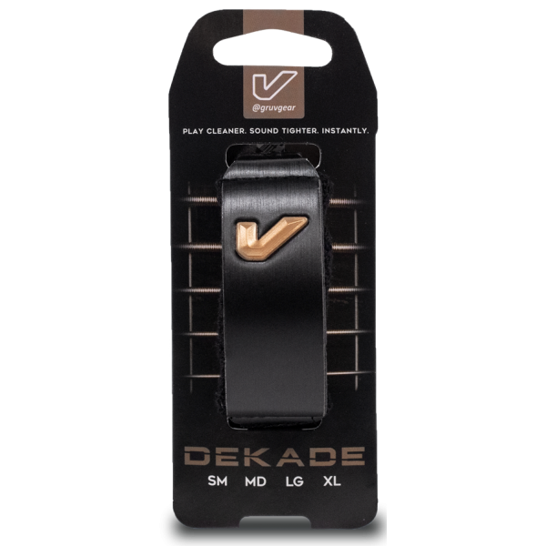 GRUVGEAR FretWraps DEKADE Edition Large
