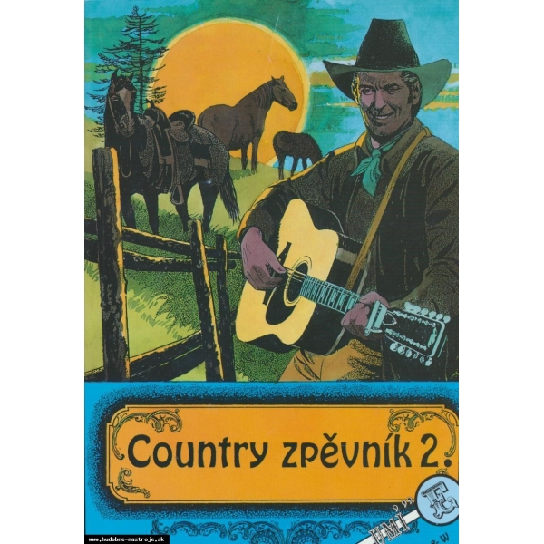 G+W Spevník 2. Country zpěvník