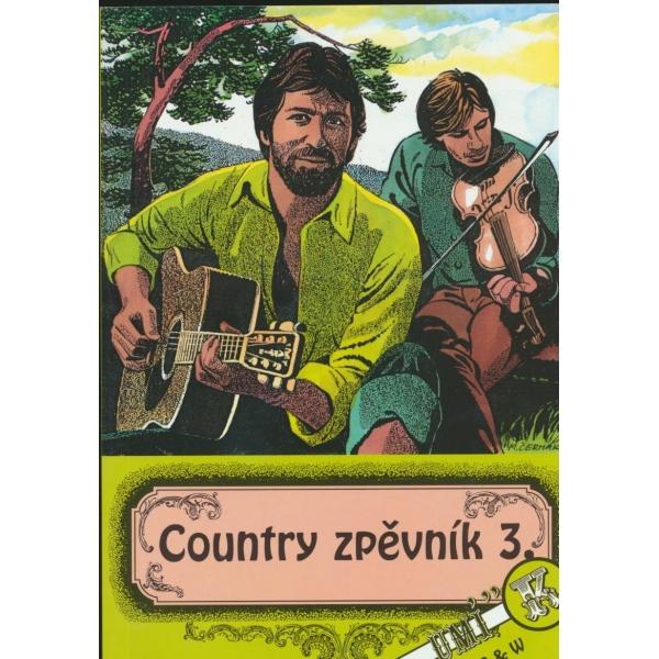 G+W Spevník 3. Country zpěvník