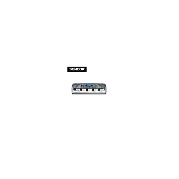 Sencor SMI110 klávesy
