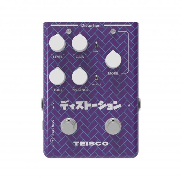 TEISCO Distortion Pedal