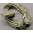 Monacor MIDI-300PC kábel