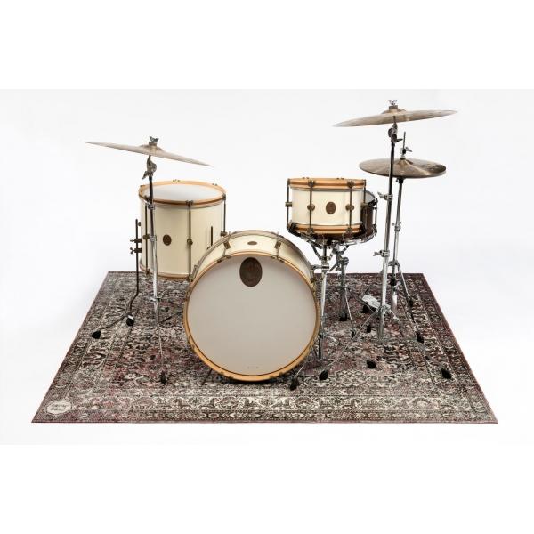 DRUMNBASE Vintage Persian Drum Mat 185 Classic Worn