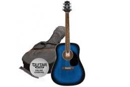 Ashton D25CEQ WRS Guitar Pack