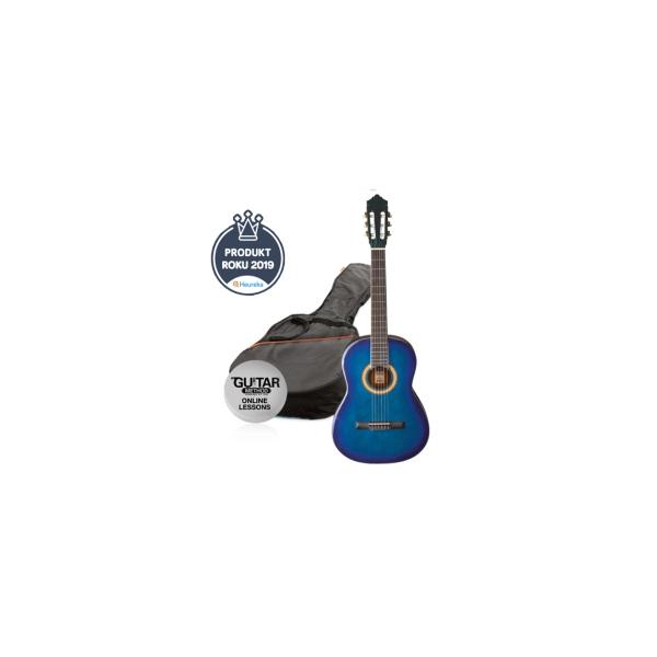 Ashton SPCG 44 TBB gitara Pack