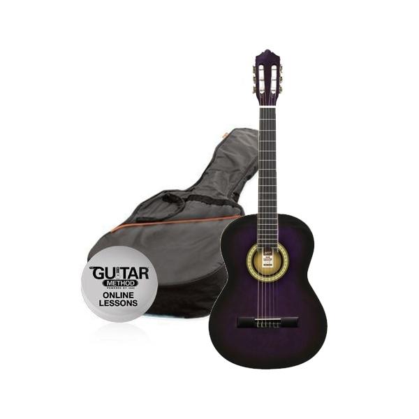 Ashton SPCG 12 TP gitara 1/2 Pack