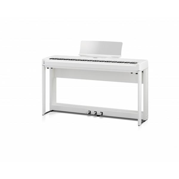Kawai ES8 White Deluxe Bundle