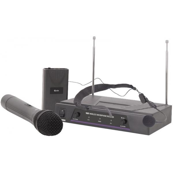Skytec VHF bezdrôtová sada kombinovaná