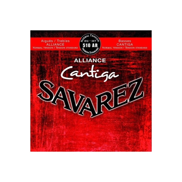 Savarez 510 AR Alliance Cantiga