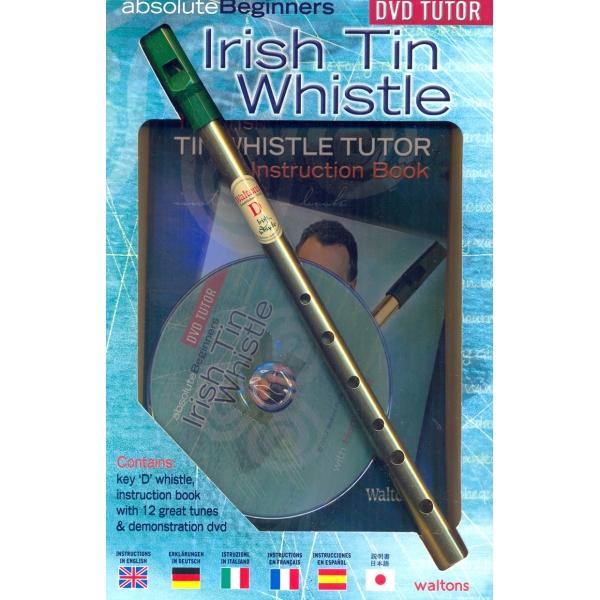 MS Absolute Beginners: Irish Tin Whistle