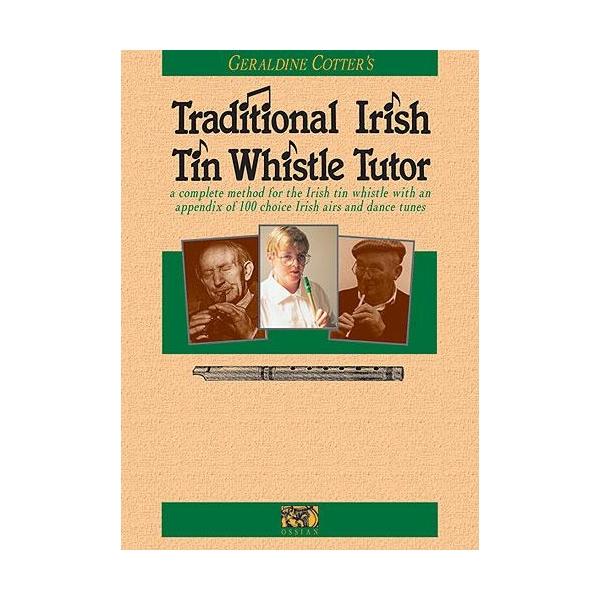 MS Traditional Irish Tin Whistle Tutor