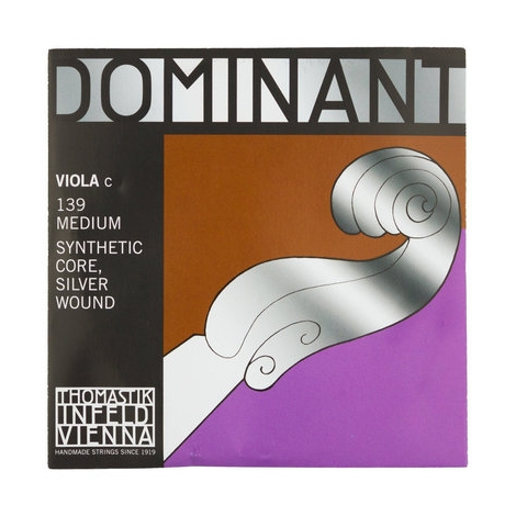Thomastik 139 C Dominant viola Ag