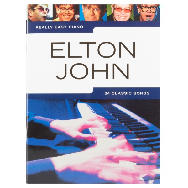 MS Really Easy Piano: Elton John