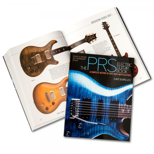 PRS Electric Guitar Book, 30th Edition