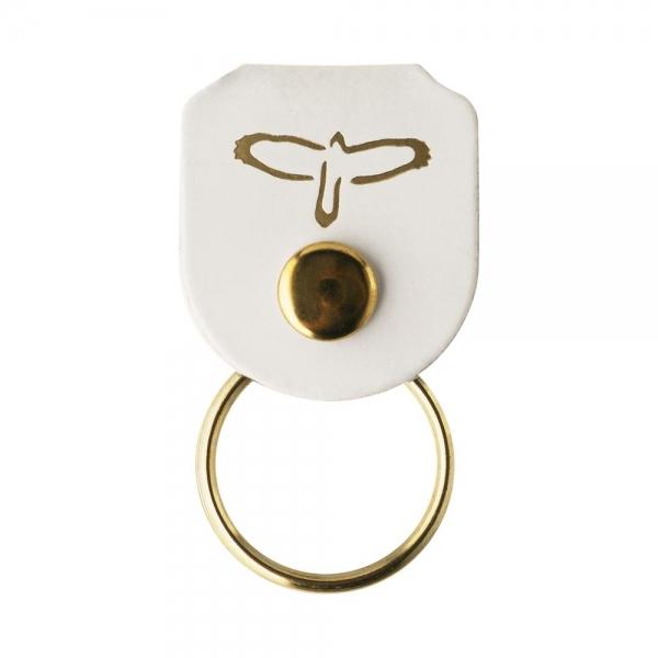 PRS Keychain Pickholder White
