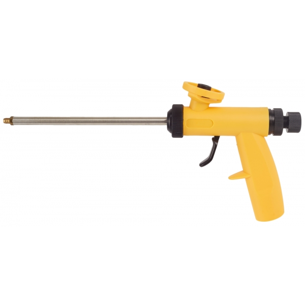 PYRAMID Pištoľ na PU penu, s reguláciou prietoku