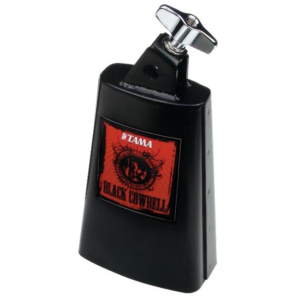 Tama SCB6BK Black Cowbell