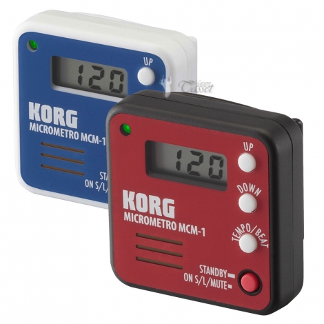 Korg MCM-1 MicroMetro metronóm klips