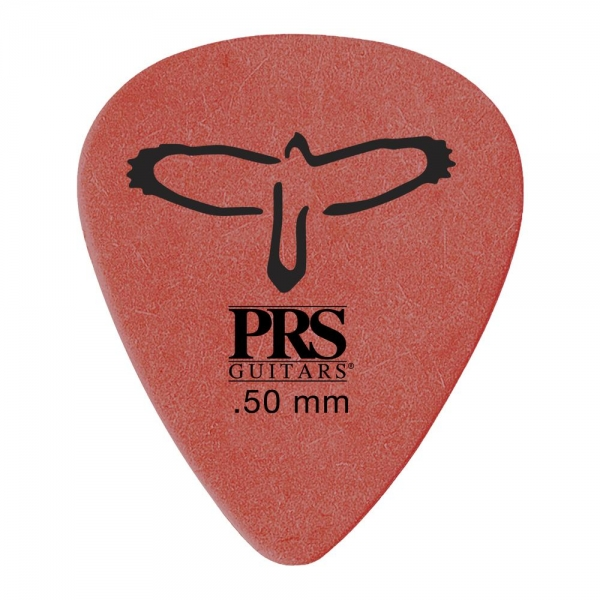PRS Delrin Picks, Red 0.5 mm