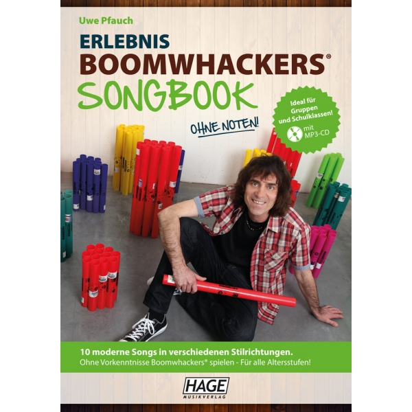 MS Erlebnis Boomwhackers® Songbook