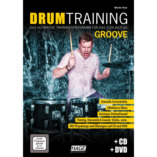 MS Drum Training Groove