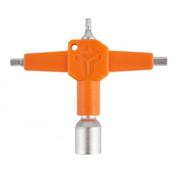GROOVETECH 4in1 Drum Multi-Tool