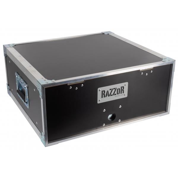 RAZZOR CASES 4U sliding door rack