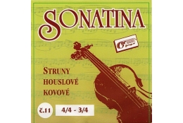 Gorčík 11 Sonatina sada husle