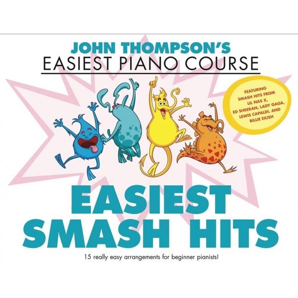 MS Easiest Smash Hits - John Thompson´s