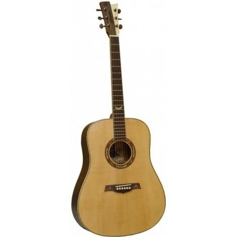 Gilmour Velvet smrek akust. gitara
