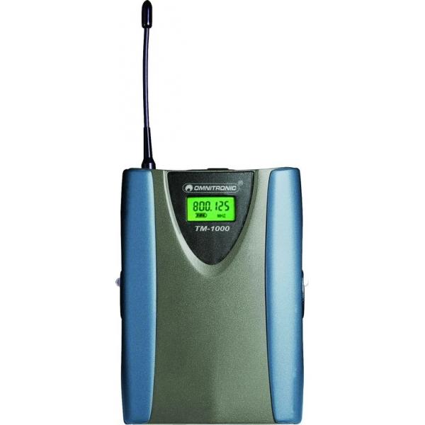 Omnitronic TM-1000 mikr. vysielač