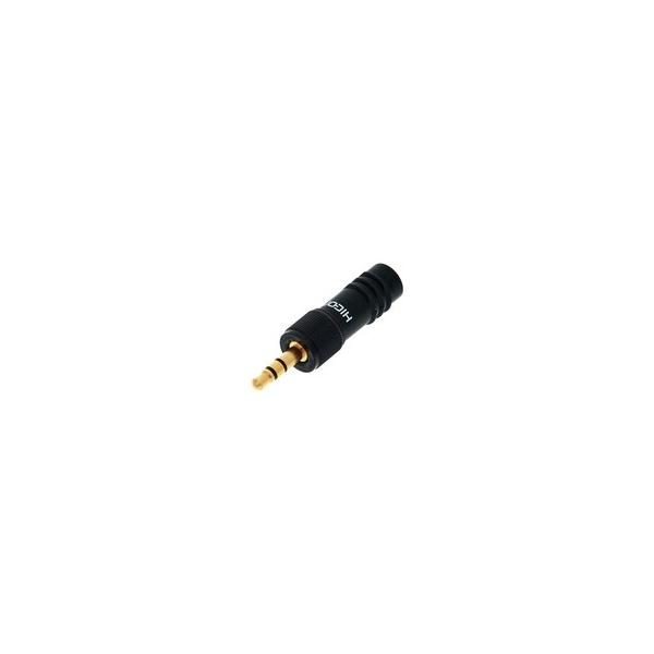 Hicon J35S01-Screw Jack 3,5 stereo s maticou