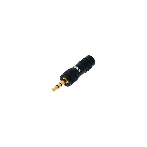 Hicon J35S01-Screw Jack 3,5 stereo s maticou