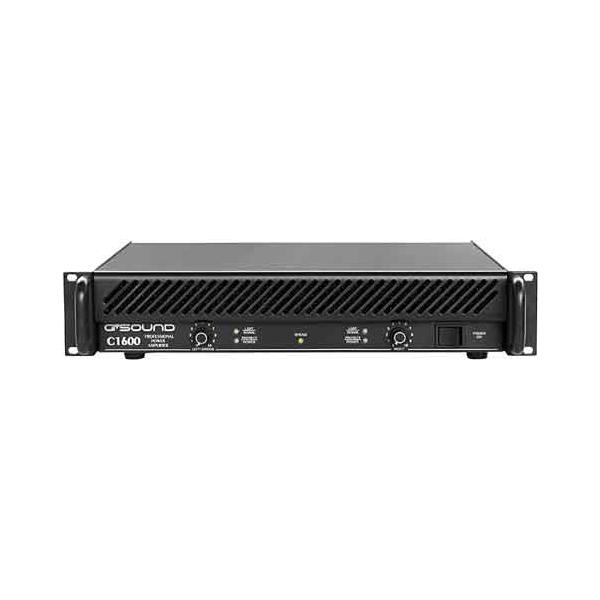Seso QSA-C1600 2x900W zosilňovač