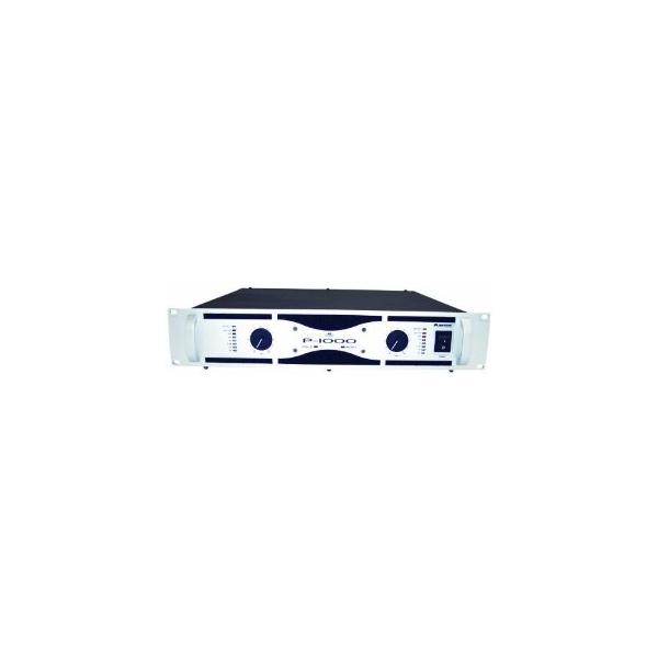 Omnitronic P-1000 zosilňovač 2x500W